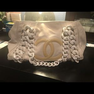 🛍Beautiful summer bag!!!!Chanel east/west tote 🛍